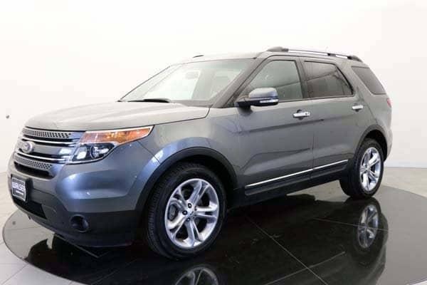 2014 Ford Explorer Limited AWD, Sony audio SUV | Wichita, KS