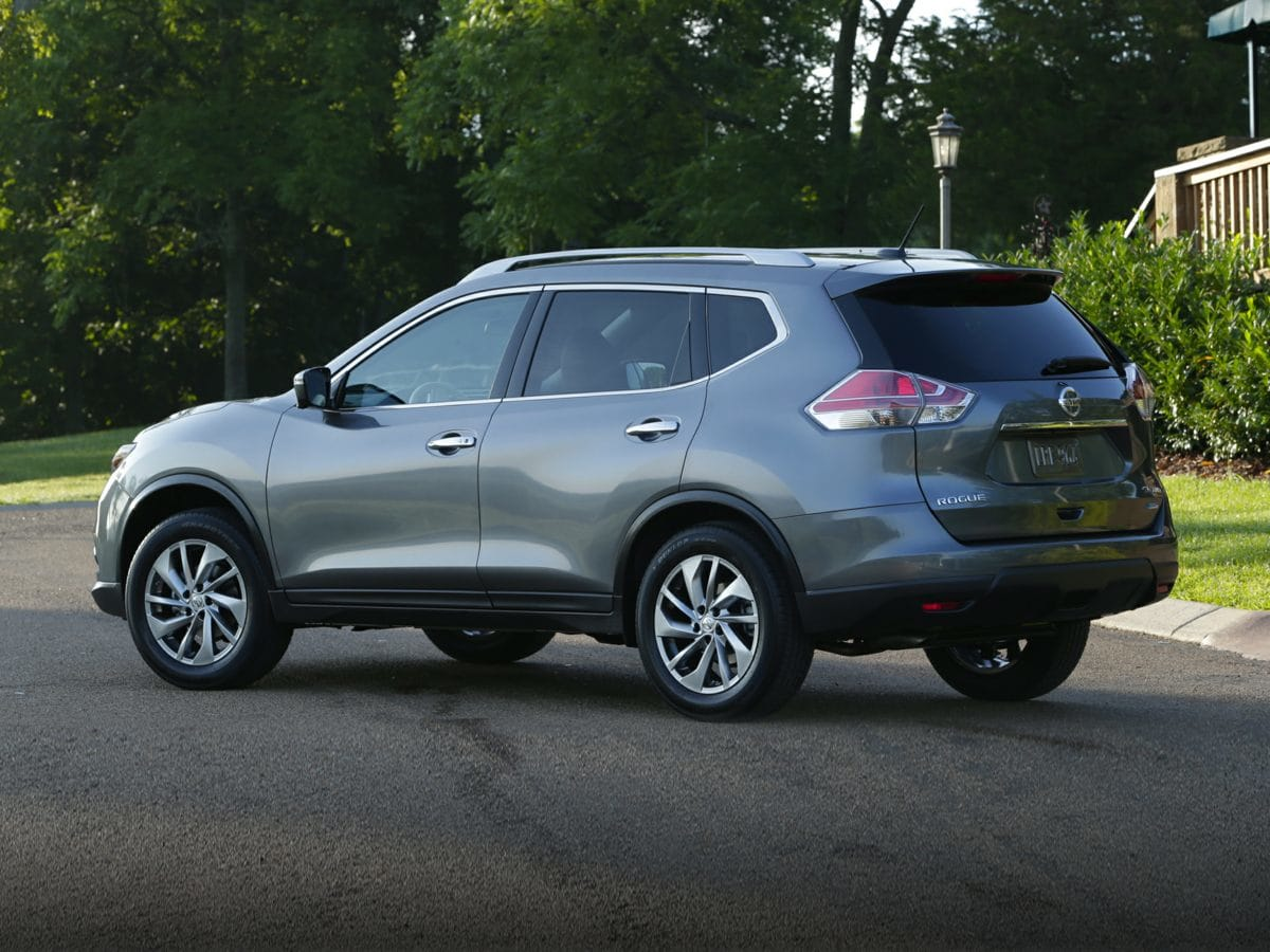 Used 2014 Nissan Rogue SV For Sale | Sandy UT
