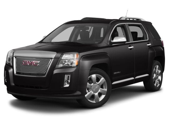 Photo 2014 Certified Used GMC Terrain SUV Denali Carbon Black For Sale Manchester NH  Nashua  StockPS5762