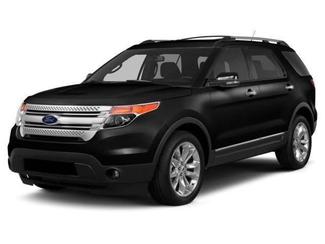 2015 Ford Explorer XLT 4WD Navigation,Leather,Rearview Camera