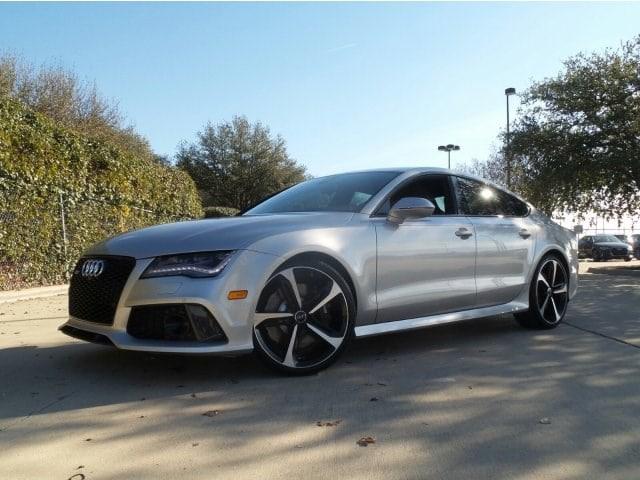 Photo 2015 Audi RS 7 Prestige 4dr Car