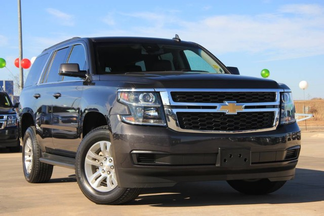Photo Used 2017 Chevrolet Tahoe 4X4 BAD BOY LUXURY EDITION 26K MILES in Ardmore, OK