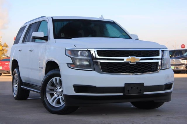 Photo Used 2017 Chevrolet Tahoe 4X4 LUXURY 30K MILES ONE OWNER FACTORY WARRANTY in Ardmore, OK
