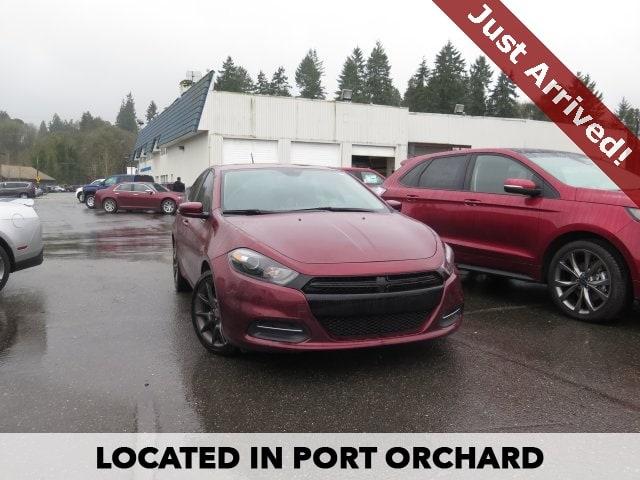 Photo Used 2015 Dodge Dart SE for Sale in Tacoma, near Auburn WA