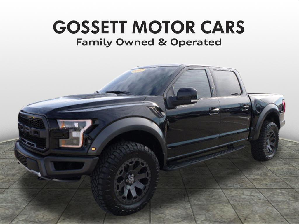 Photo Used 2017 Ford F-150 Raptor Truck SuperCrew Cab in Memphis, TN