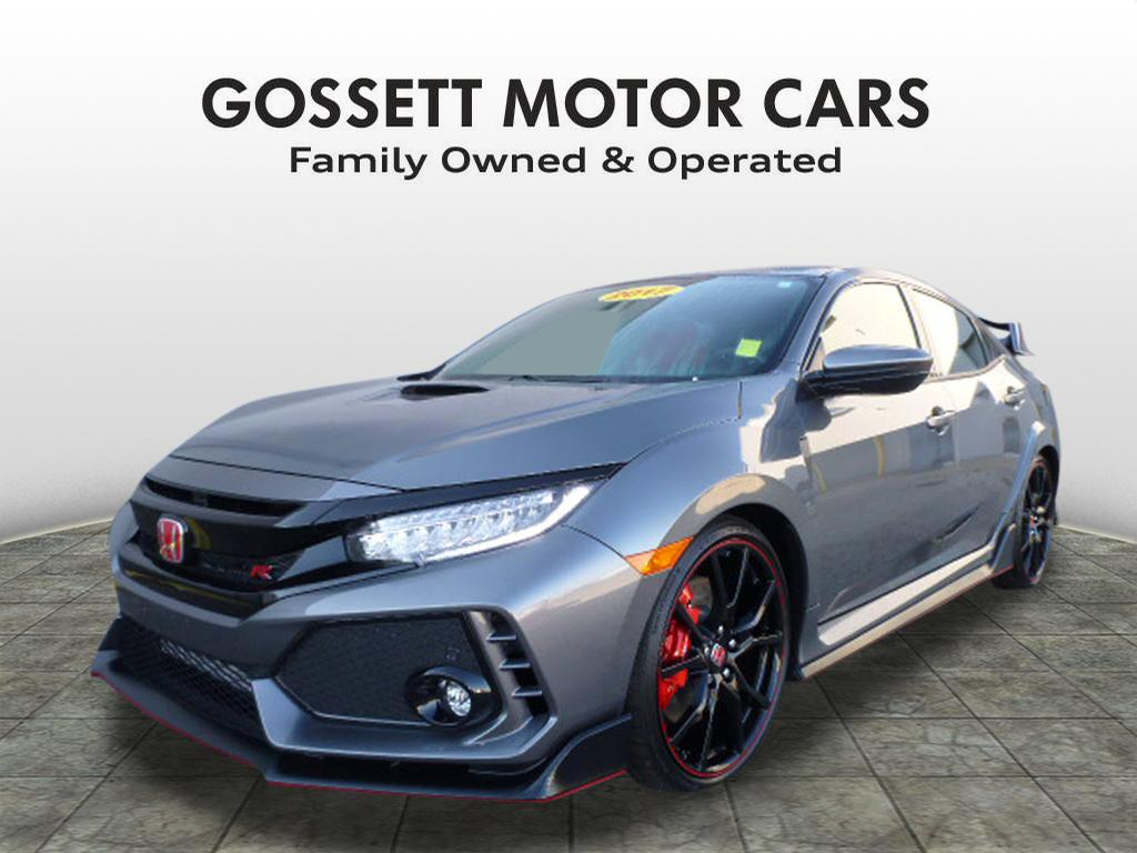 Photo Used 2017 Honda Civic Type R Touring Hatchback in Memphis, TN