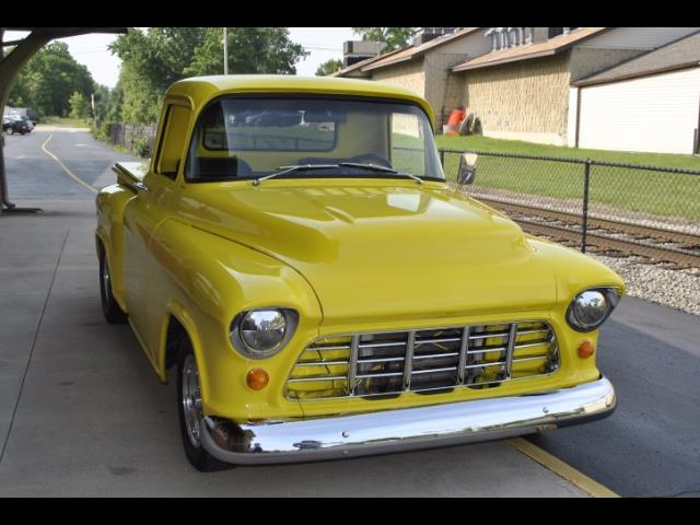 Photo 1956 Chevrolet 3100 Step Side Pickup Truck for sale in Flushing MI