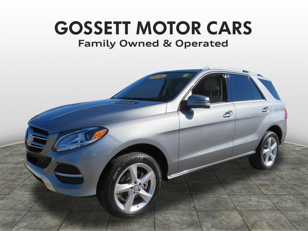 Photo Used 2016 Mercedes-Benz GLE 350 SUV in Memphis, TN