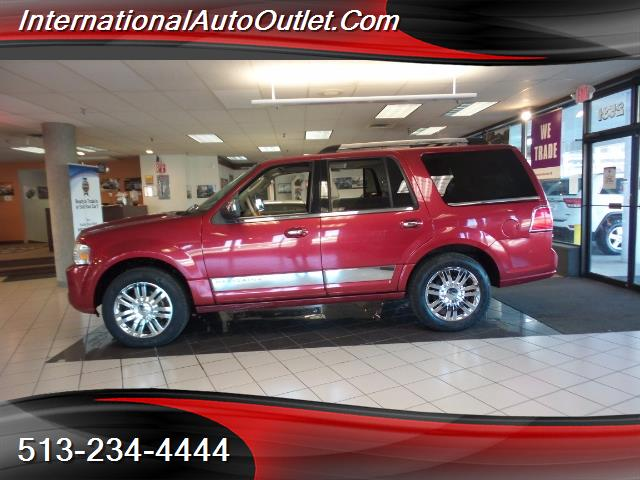 2007 Lincoln Navigator Luxury 4WD for sale in Hamilton OH