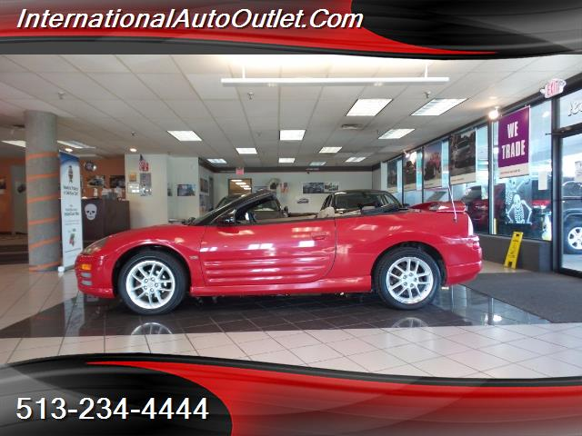Photo 2001 Mitsubishi Eclipse Spyder GT for sale in Hamilton OH