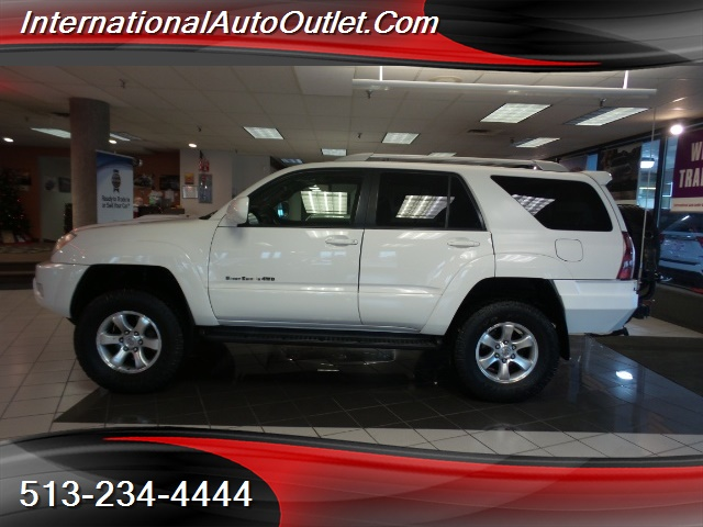 Photo 2004 Toyota 4Runner Sport Edition -4wd-Lifted for sale in Hamilton OH