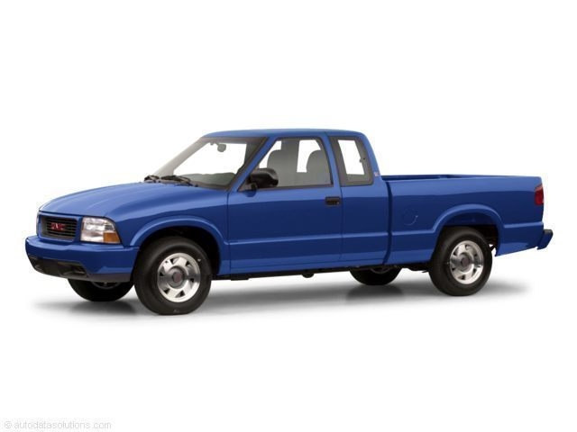 Photo 2001 GMC Sonoma PK Truck Extended Cab