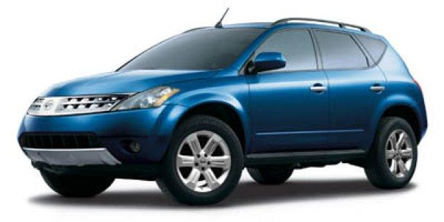 Used 2007 Nissan Murano AWD 4dr SL For Sale Chicago, Illinois