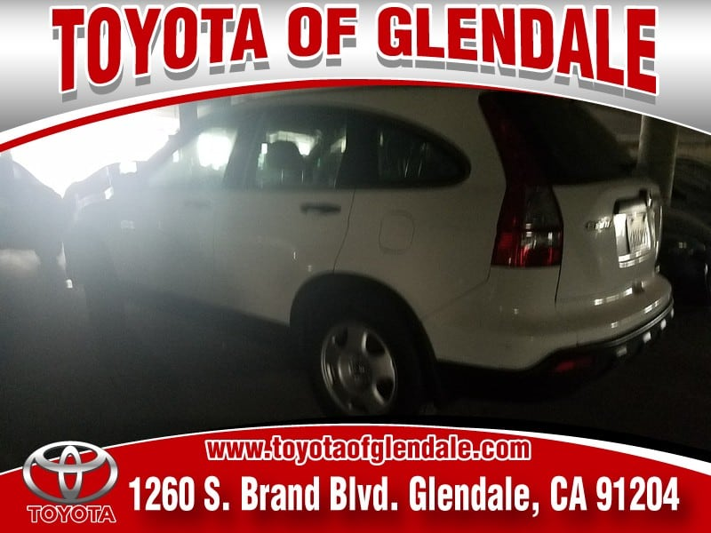 Photo Used 2007 Honda CR-V, Glendale, CA, , Toyota of Glendale Serving Los Angeles  JHLRE38397C079947