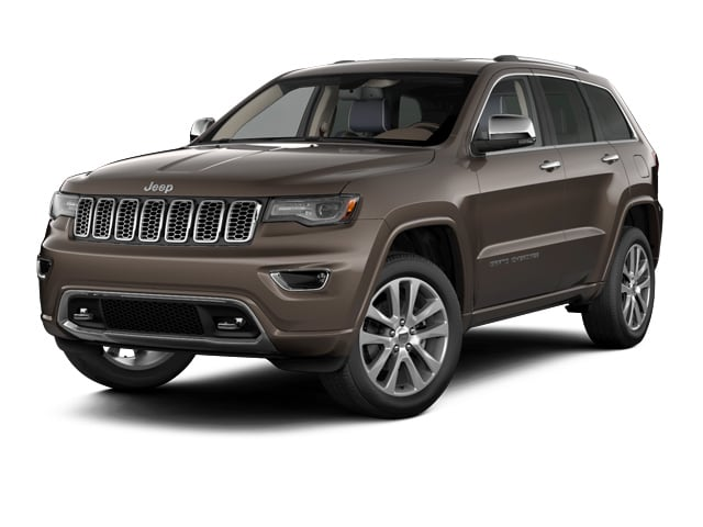 Photo Pre-Owned 2017 Jeep Grand Cherokee Overland SUV For Sale  Raleigh NC