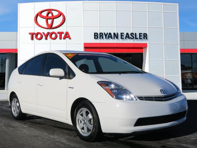 Pre-Owned 2007 Toyota Prius Base FWD 4dr Hatchback