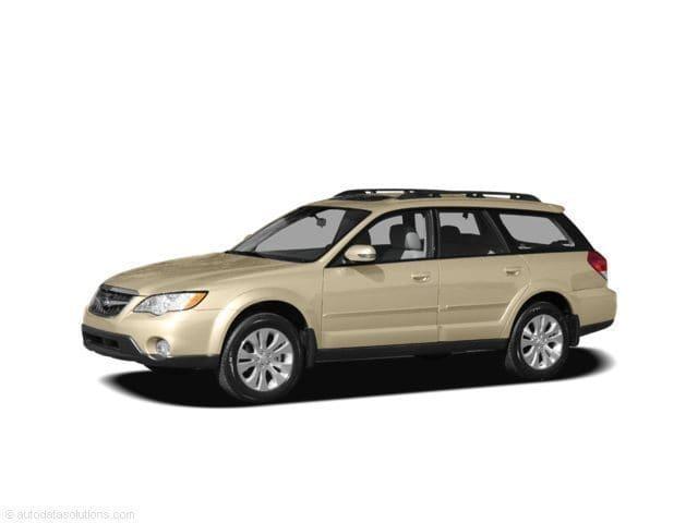 Used 2008 Subaru Outback 2.5i in Bellingham