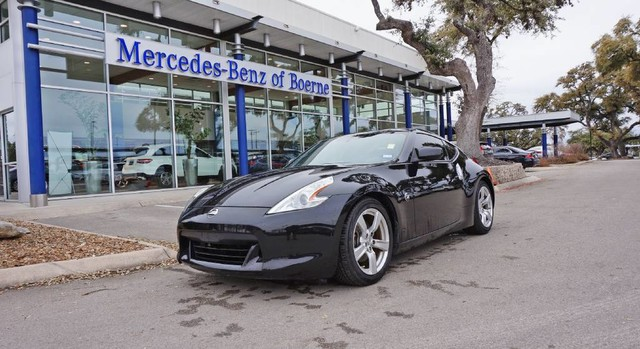 Pre-Owned 2012 Nissan 370Z Rear Wheel Drive Coupe