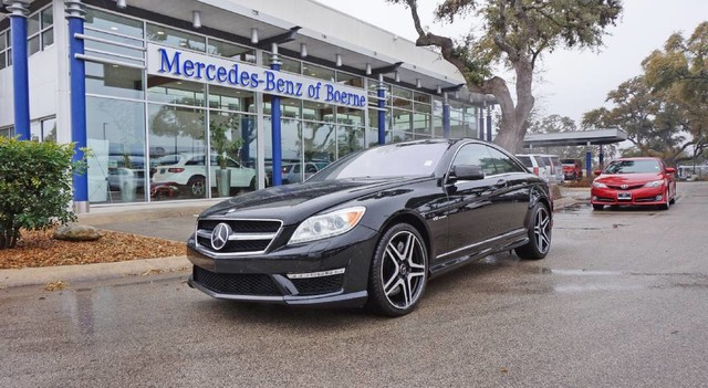 Photo Certified Pre-Owned 2013 Mercedes-Benz CL-Class CL 65 AMG Rear Wheel Drive COUPE