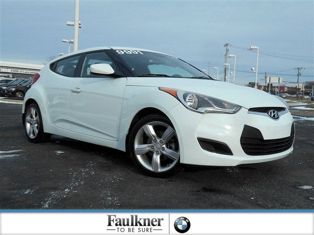 Photo Used 2013 Hyundai Veloster wBlack Int Coupe in Lancaster PA