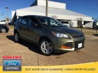 Certified 2014 Ford Escape S SUV I-4 cyl in Richmond, VA