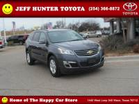 Used 2013 Chevrolet Traverse For Sale in Waco TX Serving Temple | VIN: 1GNKVGKD2DJ147544