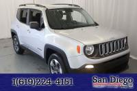 Certified 2017 Jeep Renegade Sport SUV in San Diego