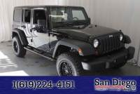 Certified 2013 Jeep Wrangler Unlimited Sport SUV in San Diego