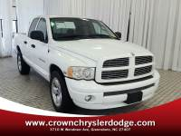 Pre-Owned 2005 Dodge Ram 1500 Truck Quad Cab in Greensboro NC