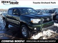 2012 Toyota Tacoma Truck Double Cab