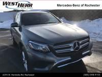 2018 Mercedes-Benz GLC 300 GLC 300 SUV