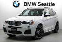 Certified Pre-Owned 2017 BMW X3 xDrive35i For Sale in Seattle