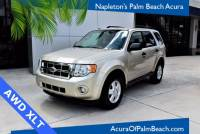 Used 2012 Ford Escape XLT in West Palm Beach, FL