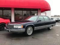Used 1996 Cadillac Fleetwood Brougham