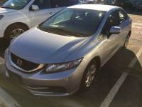 2014 Honda Civic LX Sedan in Suffolk, VA