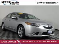 2014 Acura TSX 5-Speed Automatic with Technology Package Sedan
