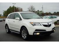 Pre-Owned 2012 Acura MDX AWD 4dr Advance Pkg in Hoover, AL