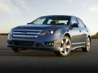 2012 Ford Fusion SEL Sedan FWD