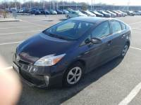 2012 Toyota Prius Two Hatchback Front-wheel Drive