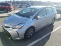 2015 Toyota Prius v Three Wagon Front-wheel Drive