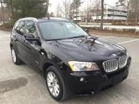 Used 2014 BMW X3 xDrive28i for sale in Massachusetts