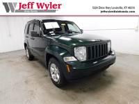 2010 Jeep Liberty SUV Sport
