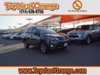 2015 Toyota RAV4 XLE SUV Front-wheel Drive
