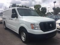 2013 Nissan NV Cargo NV1500 SV Van Regular for Sale near Fort Lauderdale, Florida