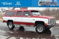 1985 Chevrolet Suburban K10 SUV