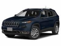 2015 Jeep Cherokee 4WD 4dr Latitude Sport Utility