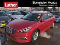 2017 Hyundai Sonata SE Sedan in Bloomington
