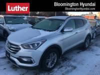 2018 Hyundai Santa Fe Sport 2.4 Base SUV in Bloomington