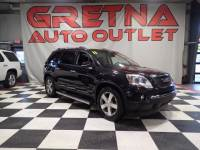 2011 GMC Acadia SLT AWD LOW MILES 64K NAV/ROOF/REAR DVD LOADED!