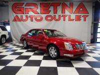 2006 Cadillac DTS NORTHSTAR V8 HEATED/COOLED LEATHER ROOF 88K!